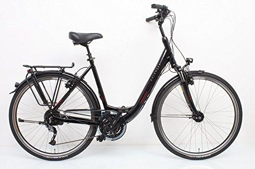 Trekkingbike Kalkhoff AGATTU XXL 27 27G Wave - 170 kg zugelassen, Rahmenhöhen:60;Farben:Magicblack