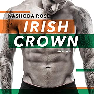 Irish Crown audiobook cover art