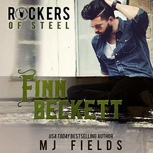 Finn Beckett audiobook cover art