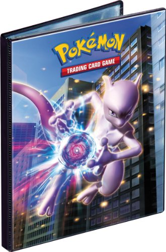 Pokemon BLACK & WHITE Next Destinies - Combo Album - 4 Pocket Page Portfolio (Pokemon Trading Card Album / Binder) image
