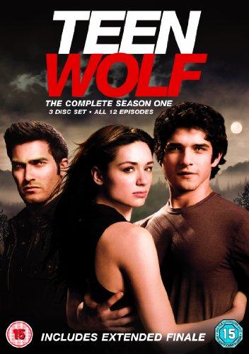 Teen Wolf - Season 1 (3 Dvd) [Edizione: Regno Unito] [Edizione: Regno Unito]