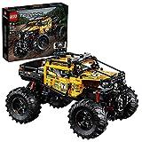 LEGO 42099 Technic Control 4x4 Allrad Xtreme-Geländewagen, App-gesteuertes Konstruktionsspielzeug mit Smarthub und interaktiven Motoren für Kinder und Erwachsene