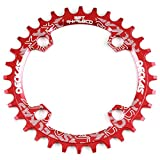 alsu3luy02Ld - Corona per Bicicletta 32T/34T/36T/38T 94+96BCD Ovale/Rotonda per NX/GX M400...