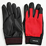 Likesilk 380v electrician insulated gloves