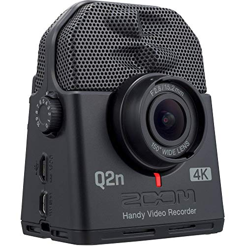 Zoom - Q2n-4K/IFS - registratore digitale audio e video