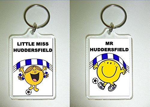 Huddersfield Town FC Football Keyring