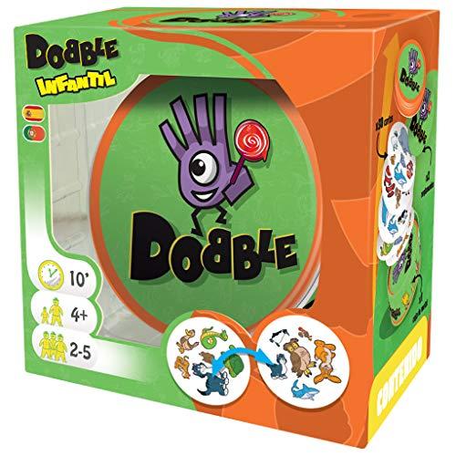 Dobble Infantil - Juego de tablero (Asmodee DOKI01ES