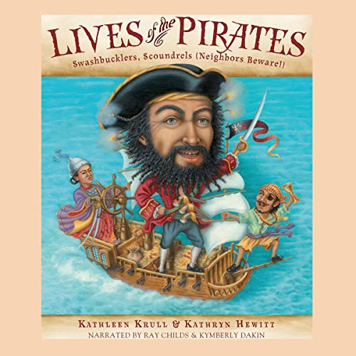 Lives of the Pirates Titelbild