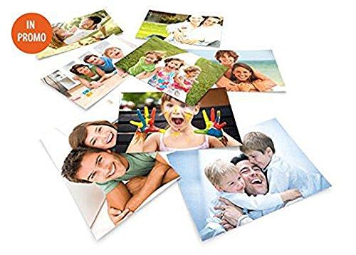 STAMPA PROFESSIONALE 50 FOTO DIGITALI 10x15 SU CARTA LUCIDA O OPACA - 50 FOTO 10x15 (10X15 LUCIDO)