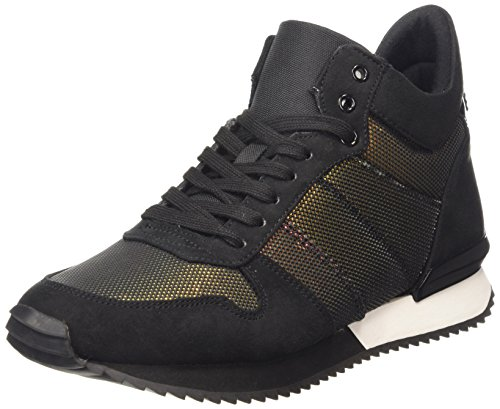 ALDO Damen Meggy Sneaker, Schwarz (Black Miscellaneous 92), 42.5