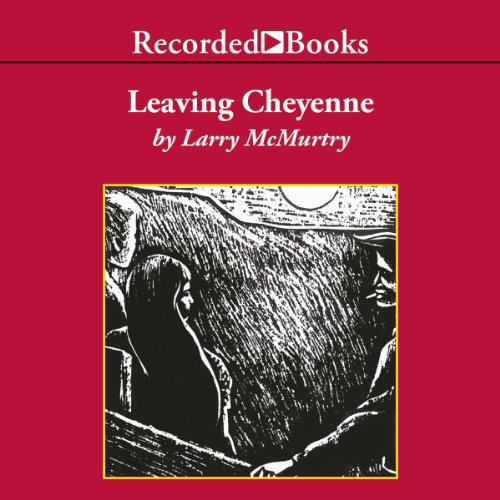 Leaving Cheyenne audiobook cover art