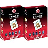 Hoover H30S Sensory Echte Purefilt Staubsaugerbeutel (10Stück)