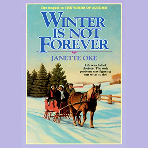 Winter Is Not Forever cover art