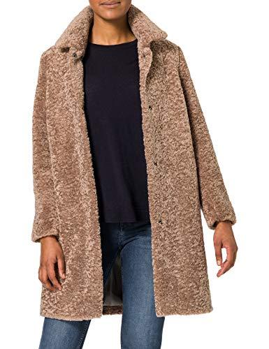 CINQUE Damen CIFLEECY Wollmischungs-Mantel, 17, 40
