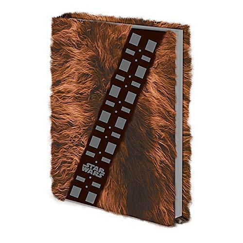 Bloc de notas de cuaderno de cuaderno de tapa dura A5 de tapa dura genuina de Star Wars