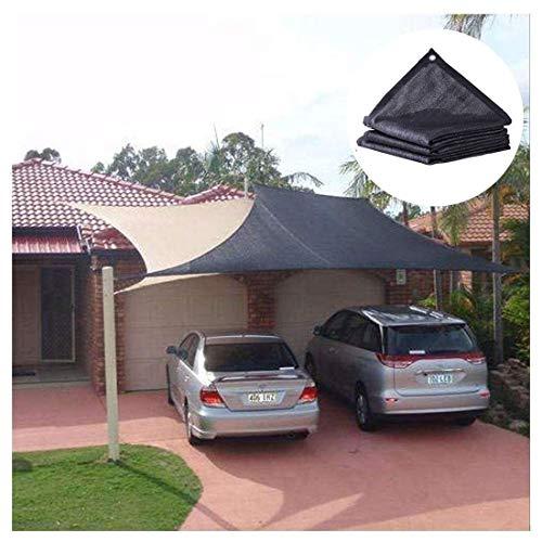 WSJ Pare-soleil en tissu pour serre - Résistant aux UV - Taux d'ombrage de 50 % - Pour jardin, camping, voiture militaire - Taille : 10 x 10 m, 8*10m (26.2*32.8ft)