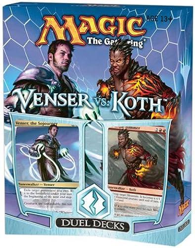 Wizards of the Coast 71439 MTG Duel Deck venser vs. Koth en