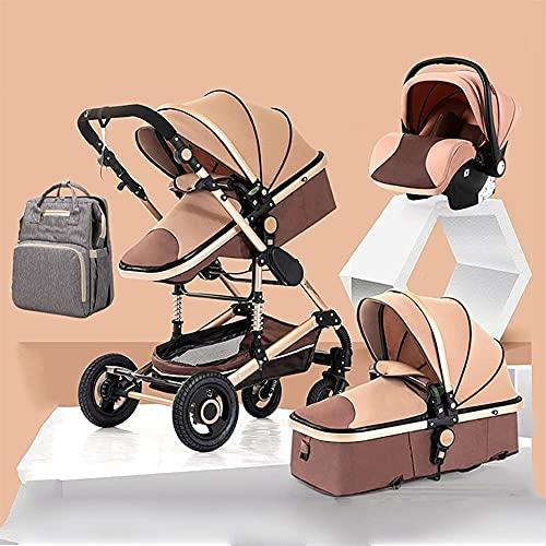 Ankon. Passeggino leggero System SystemBaby Passeggino, carrozzine e passeggini da nascita, borsa da mamma, sistema di viaggio per passeggino urbano leggero con passeggino reclinabile, passeggino di l