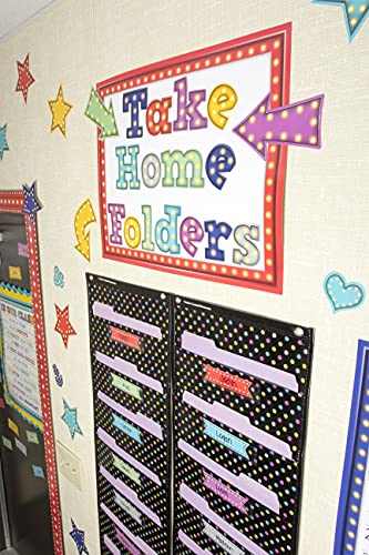 """Teacher Created Resources Marquee Bold Block 4"""" Letters Combo Pack (5866) Photo #6"""