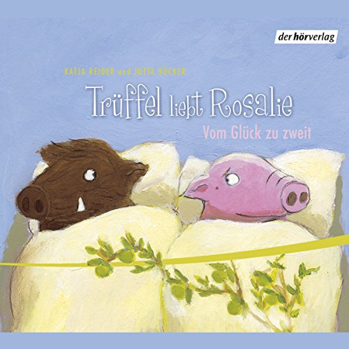 Rosalie liebt Trüffel Titelbild