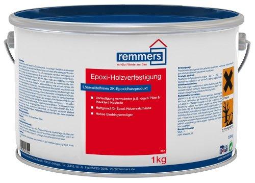 Remmers Epoxi-Holzverfestigung, farblos, 1 kg