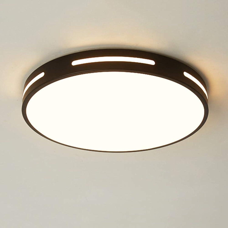 Schwarz LED Deckenleuchte Deckenleuchte Deckenleuchte ...