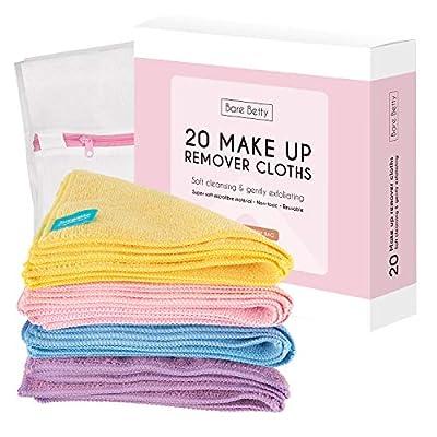 20 toallitas desmaquillantes de