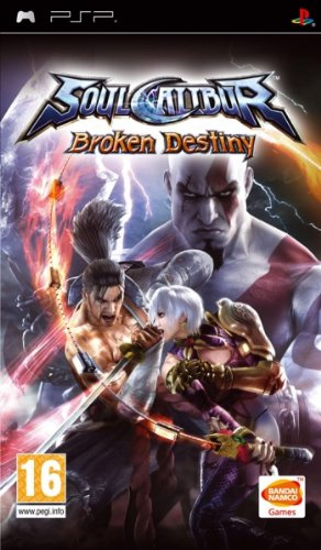 Soulcalibur Broken Destiny