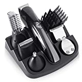 ZUOLUO Maquina Cortar Pelo Profesional Afeitadora Corporal Cortar el Pelo Trimmer Cortapelos para Mujeres Recortadora de Barba y Nariz EU-Plug