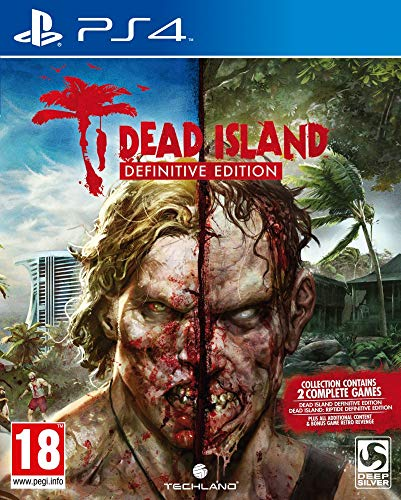 Dead Island Definitive Edition - PS4 (AT-PEGI)
