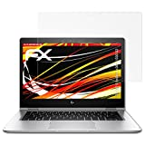 atFolix Schutzfolie kompatibel mit HP EliteBook x360 1030 G2 Bildschirmschutzfolie, HD-Entspiegelung FX Folie (2X)