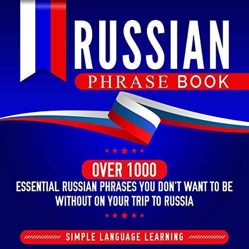 Russian Phrase Book cover art