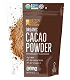 Organic Cacao Powder, Non-GMO, Gluten-Free Superfood (16 oz.)