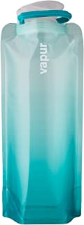 Vapur Gradient Foldable Flexible BPA Free Water Bottle with Carabiner