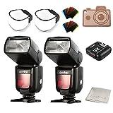 Best Flash For Sony A6000s - Godox Thinklite TTL HSS TT685S Camera Flash High Review