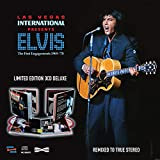 Las Vegas International Presents Elvis - The First Engagements 1969-70 (Deluxe/3Cd/Digibook)