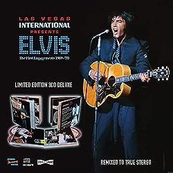 Las Vegas International Presents Elvis-The First Engagements 1969-70