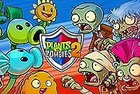 植物対ゾンビ大人のためのジグソーパズル1000ピースパズル大型ジグソーパズル教育ギフト用おもちゃ家の装飾パズル挑戦的なパズルゲーム