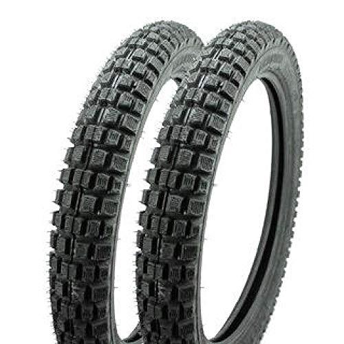 Heidenau Neumáticos K46 2.75-16 36B 2 3/4-16 36B para ciclomotor