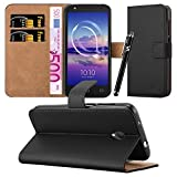 For U5 HD (5047Y) Case - Wallet Book [Stand View] Card Case