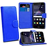Compatible With Huawei P8 Lite 2017 Cases - Blue Premium