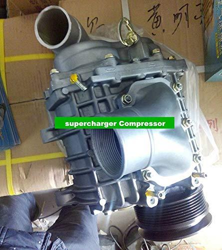 Gowe Supercharger Kompressor für Auto SUVs Cherokee Roots Supercharger Kompressor Kompressor Gebläse Booster Turbocharger SC14 für 2,0-3,5 l Toyota Previa Buick GL8