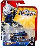 Hot Wheels Power Rangers Megaforce 1:50 Die Cast Car Vrak Alien Cyborg by Hot Wheels