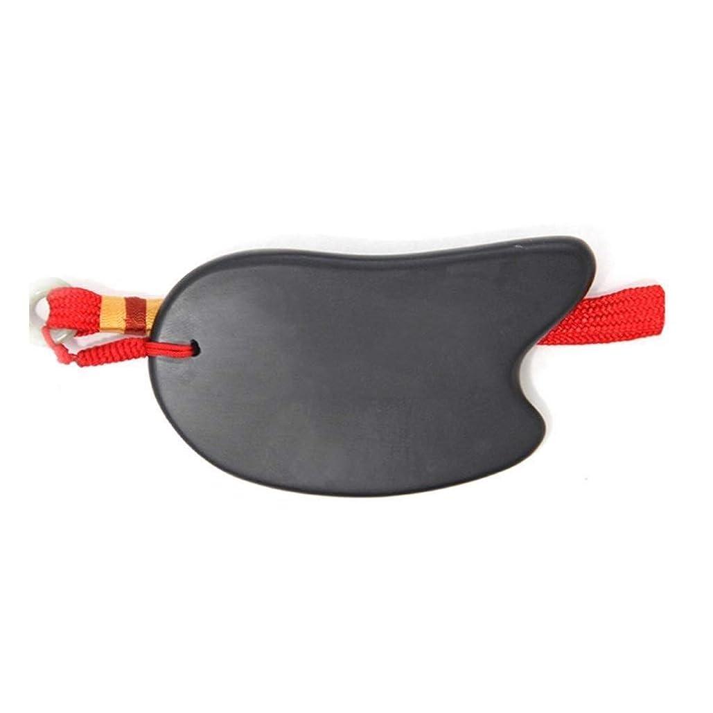 運動ラッドヤードキップリングタイトルGua Shaスクレイピングマッサージツール-手作りGuashaボード-顔と体のSPA鍼治療のトリガーポイント治療のための素晴らしいツール