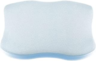 NOVIMED Medical Orthopedic Advanced Memory Foam Contour Cervical Pillow for Neck Pain - Doctor Recommended