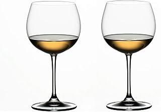 [正規品] RIEDEL リーデル 白ワイン グラス ペアセット ヴィノムXL オークド・シャルドネ 552ml 6416/57