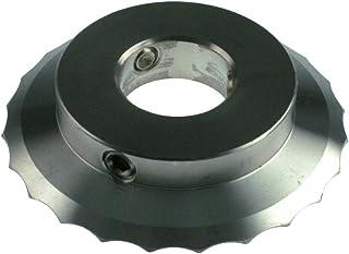 Nödfall spikfräs för motoraxel Ø 25 mm ARBO-INOX