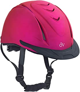 Ovation Kid's Metallic Schooler Riding Helmet