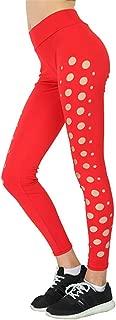 Ladies Hollow Yoga Pants, High Waist Active Energy Leggings