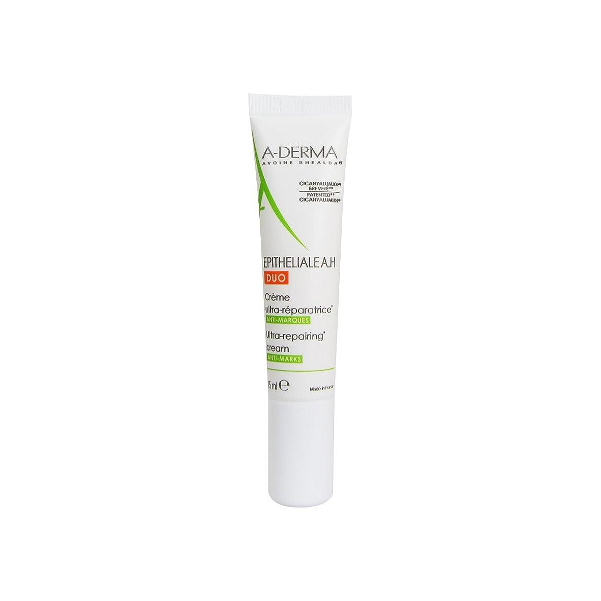 未来スペード余暇A-derma Epitheliale Ah Duo Repair Cream 15ml [並行輸入品]
